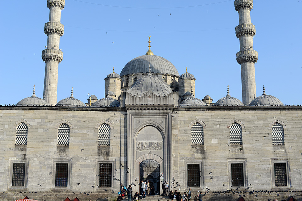 Spring visit to Istanbul