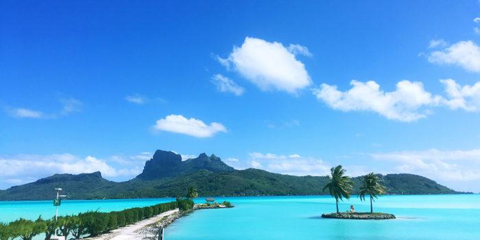 Voyage en Polynésie française – Bora Bora