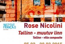 Ma première expo à Tallinn!