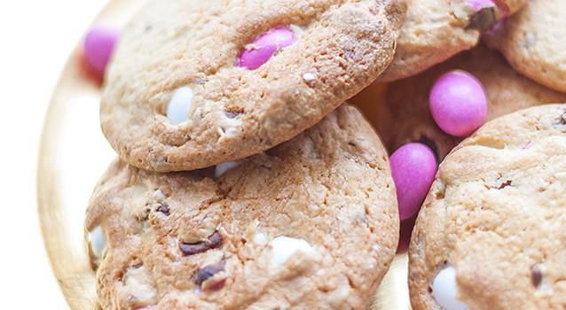 Cookies roses