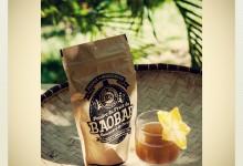 Boisson énergisante à la pulpe de baobab